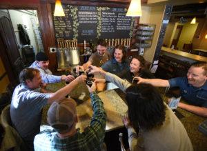 Equinox Brewing, Fort Collins. Photo credit: Richard Haro.