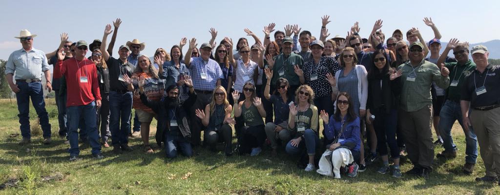 2018 CSU Ram Faculty Engagement Tour participants