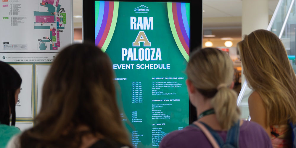 Ramapalooza schedule