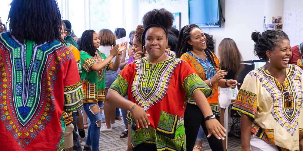 Open House at Black/African American Cultural Center in Lory Student Center