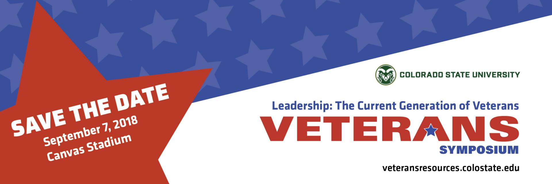 veterans symposium header 2018