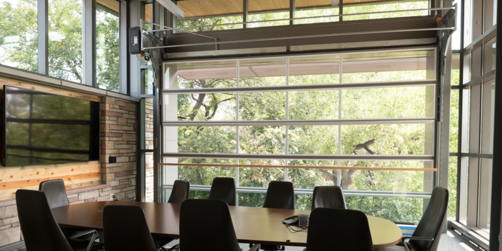 Meeting Room open to Sherwood Forest