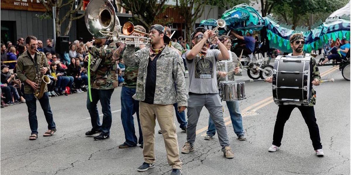 Guerrilla Fanfare