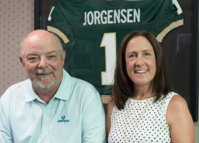 Norm and Ann Jorgensen