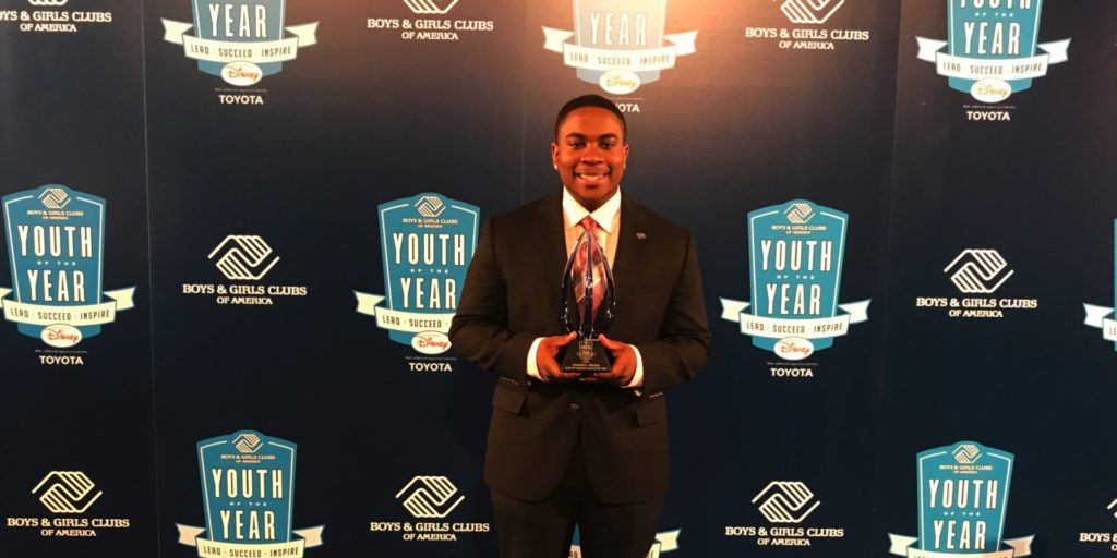 Malachi Haynes National Youth of the Year