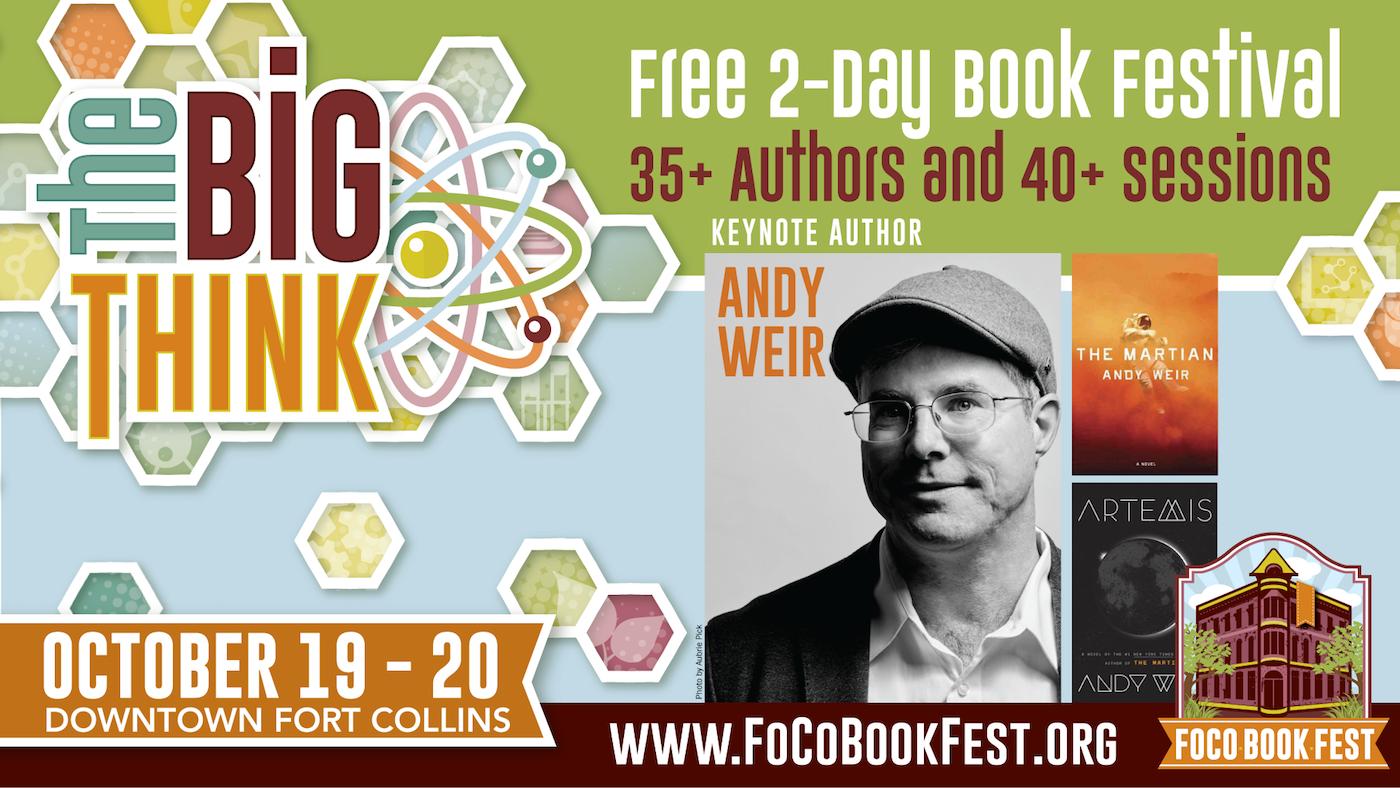 Book Fest flyer