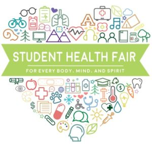 Student Health Fair logo