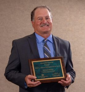 Mike Bartolo, 2018 Extension Award winner