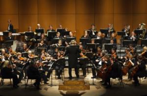 symphony plays