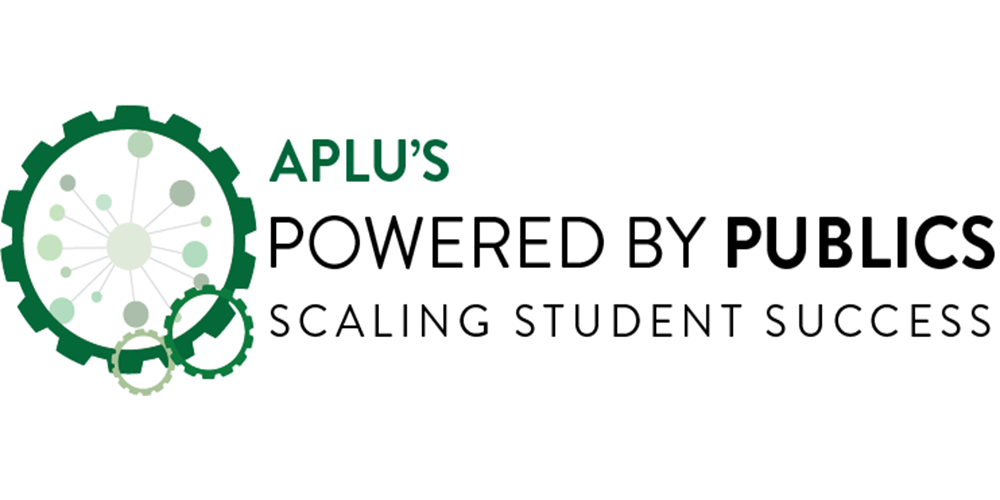 APLU Powered by Publics logo