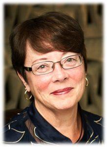 Judy Barth portrait