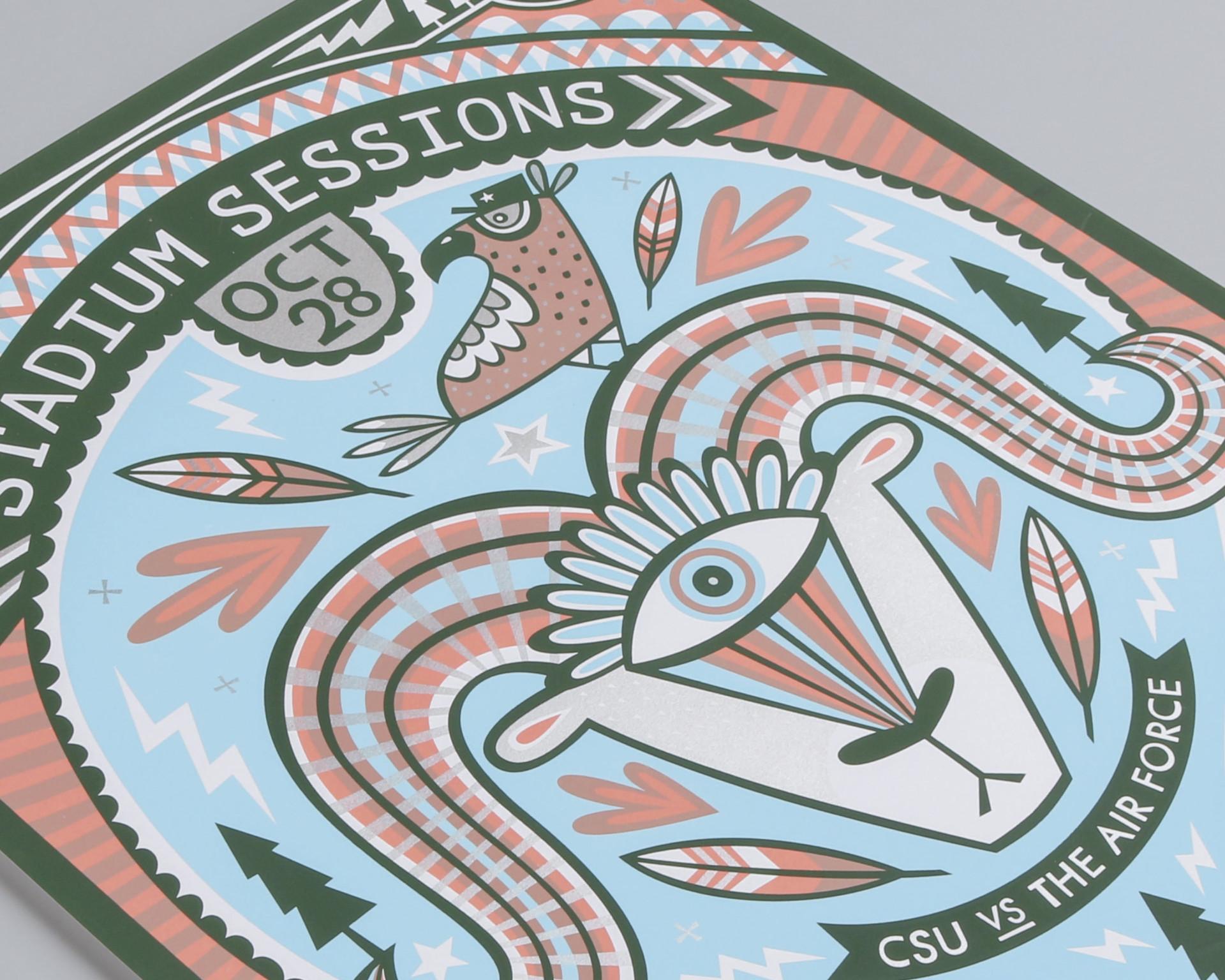 Stadium Sessions poster