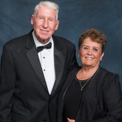 Ren and Sharon Jensen