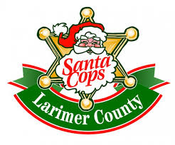 Santa Cops of Larimer County logo