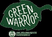 Green Warrior logo