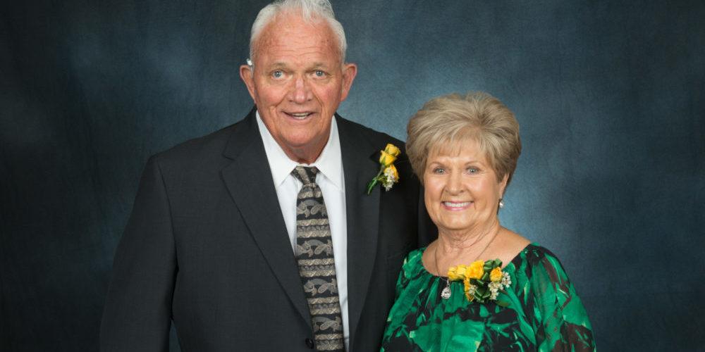 Tom and Margaret Bradbury