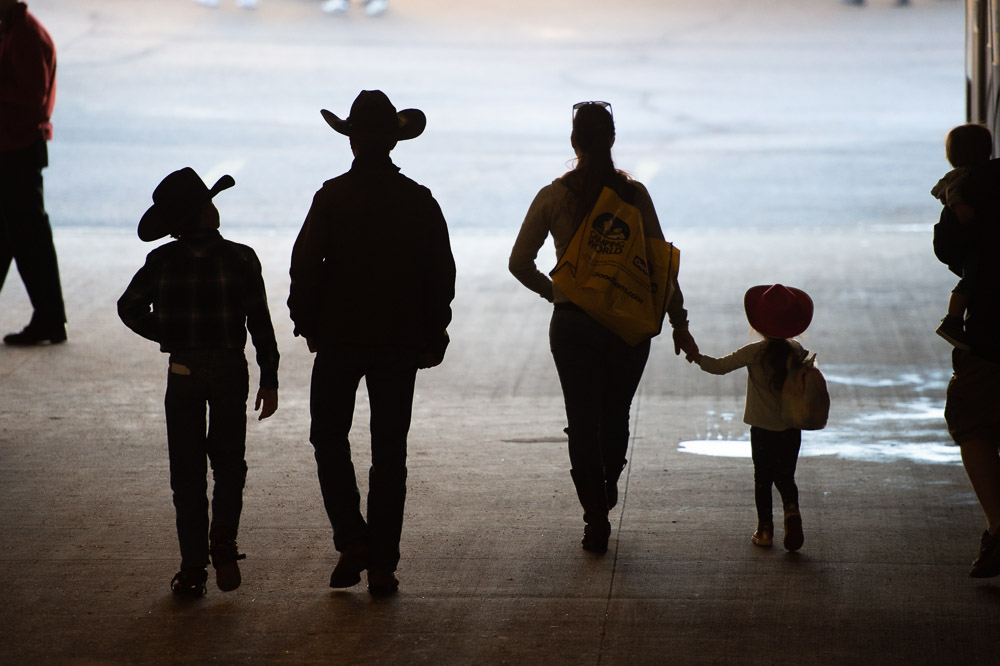 Scenes From The National Western Stock Show Source