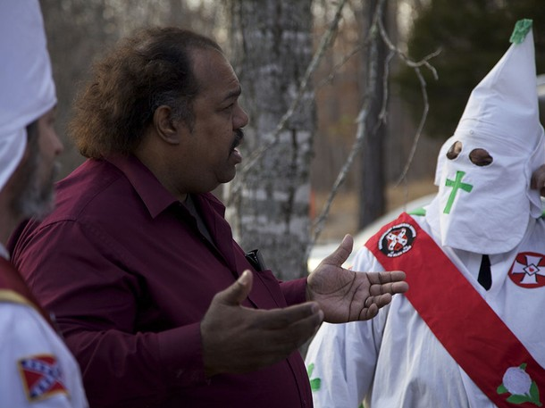 Daryl Davis at KKK in Missouri