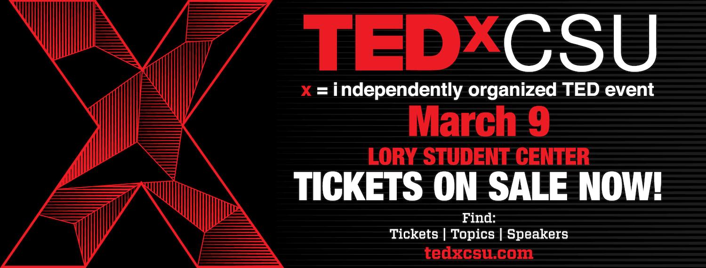 TEDxCSU banner