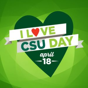 I Love CSU Day logo 2019