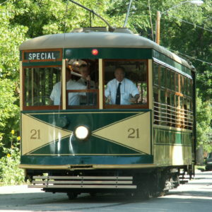 Birney the streetcar