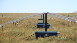 research being conducted at the semi-arid grasslands research center in Northern Colorado