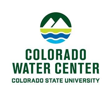 Colorado Water Center logo