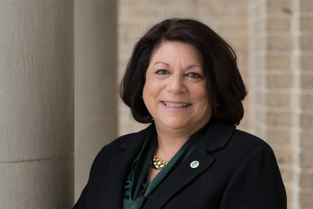 CSU President Joyce McConnell