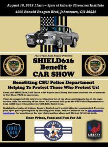 CSUPD Car Show