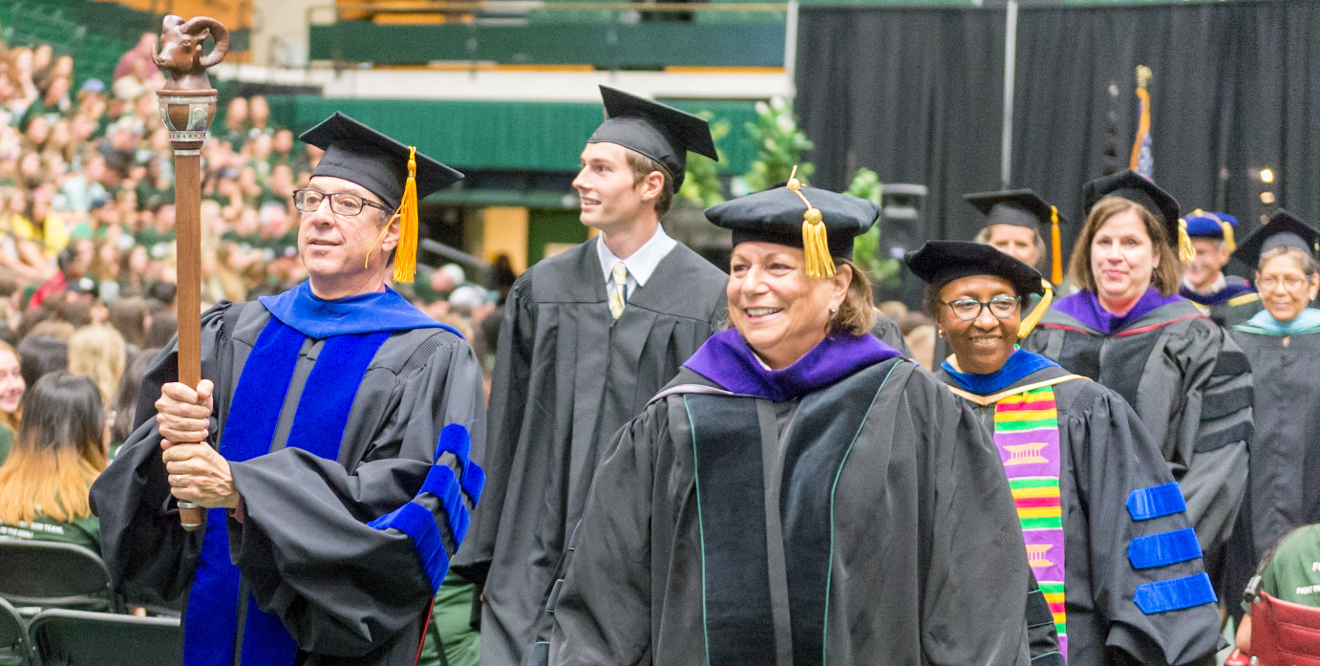 CSU leaders leaving Convocation