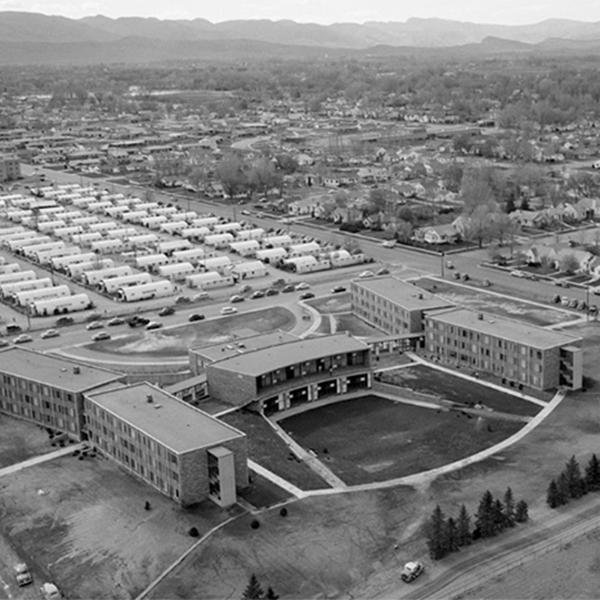CSU housing