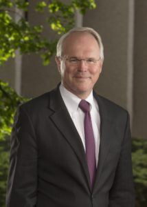 U.S. Ambassador Christopher Hill portrait