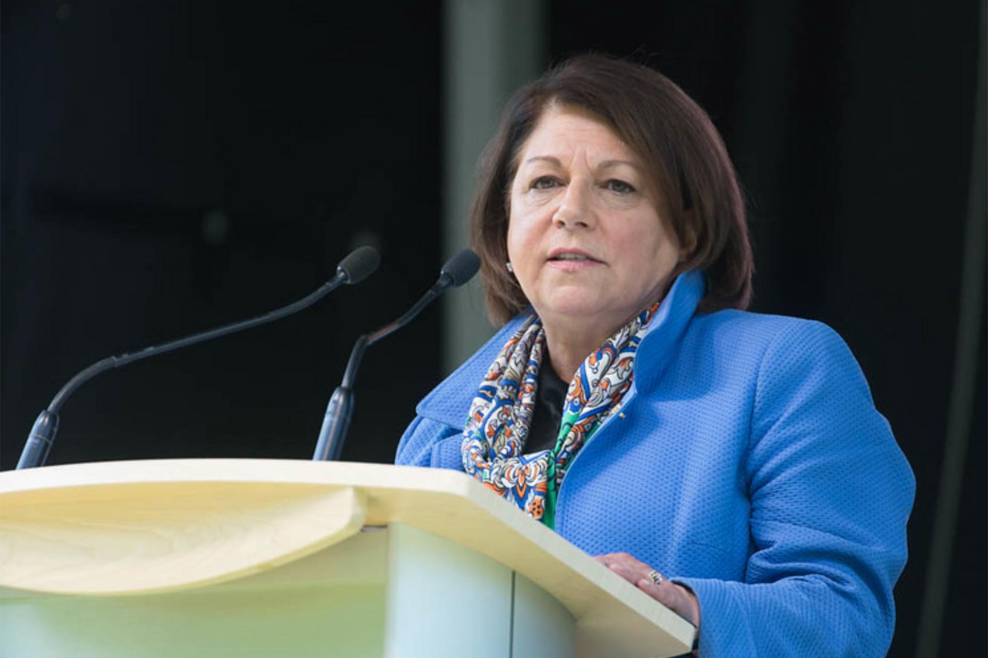 Joyce McConnell
