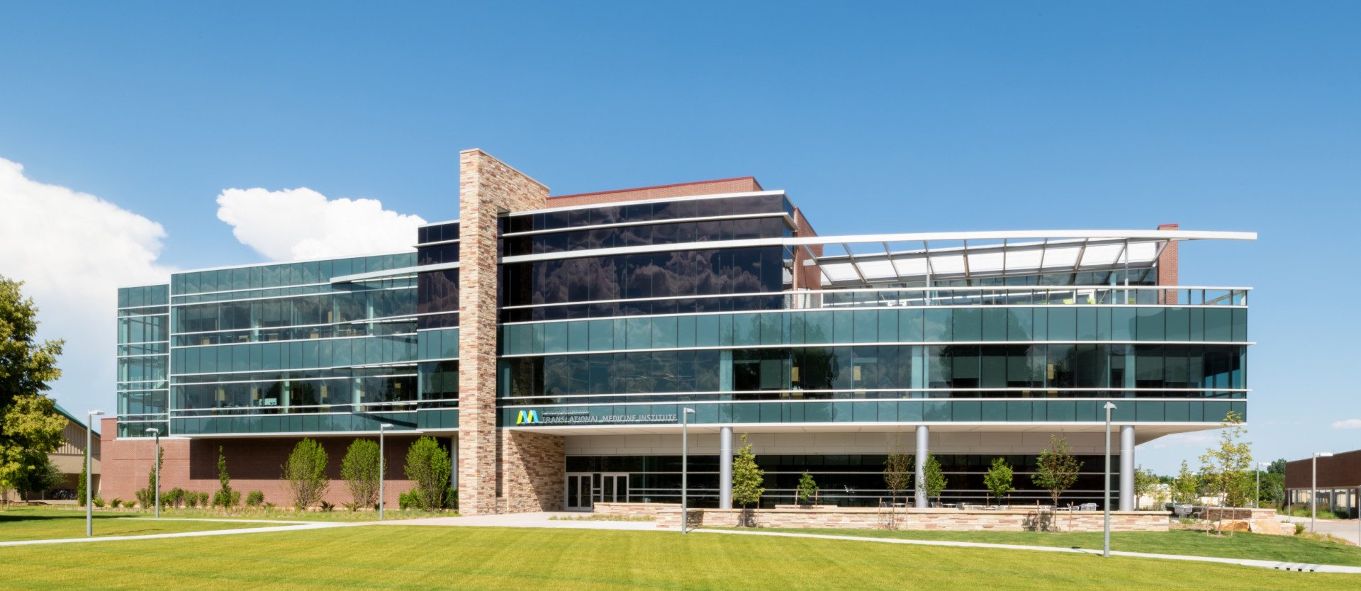 The C. Wayne McIlwraith Translational Medicine Institute at CSU