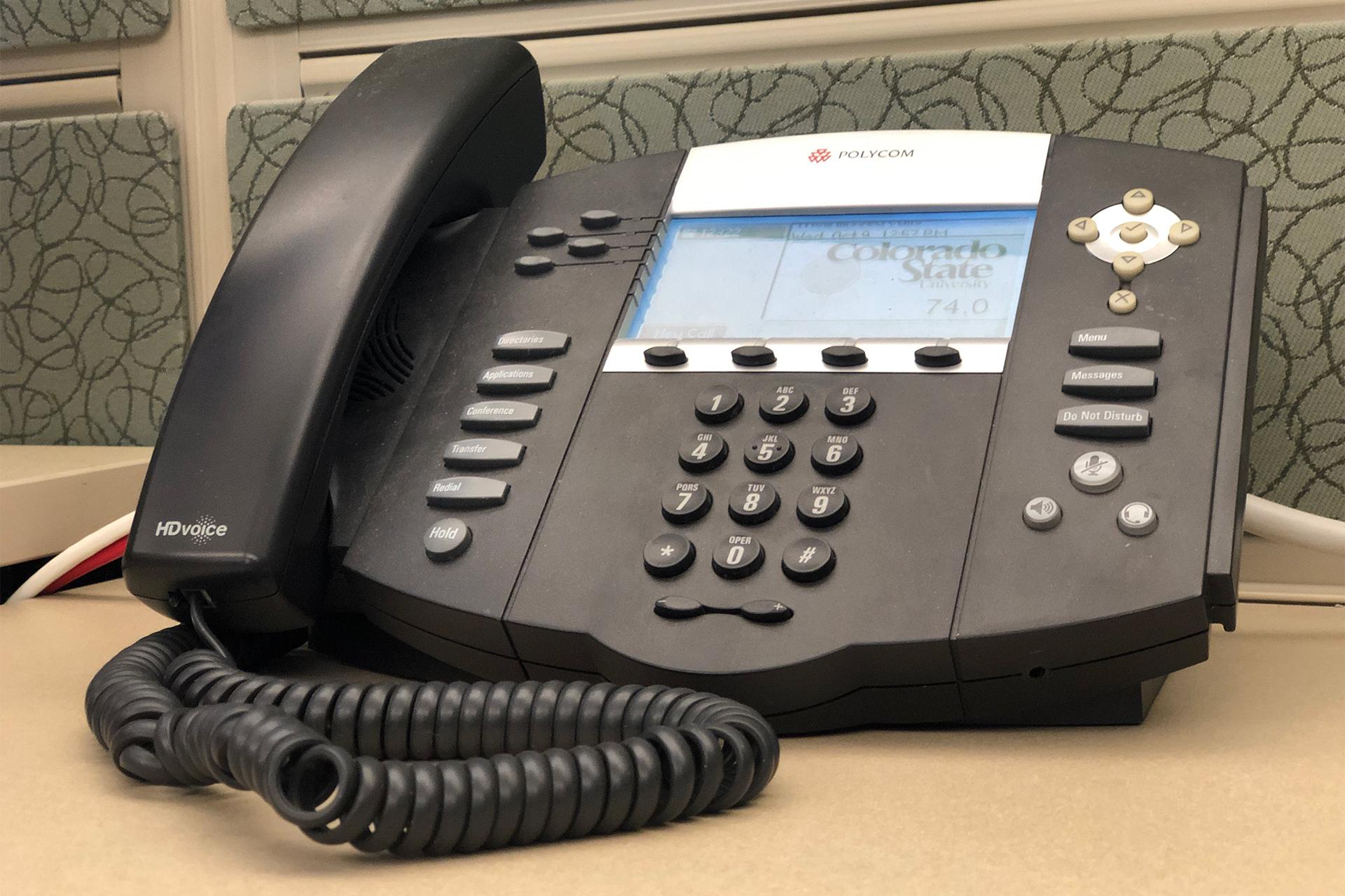 CSU phone