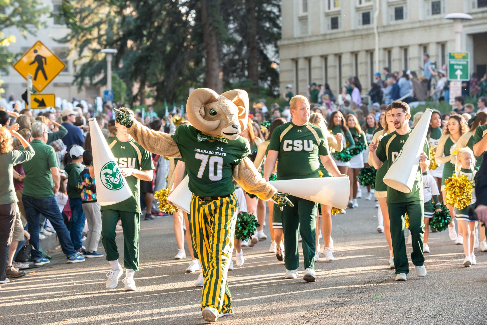 CSU Homecoming 2019