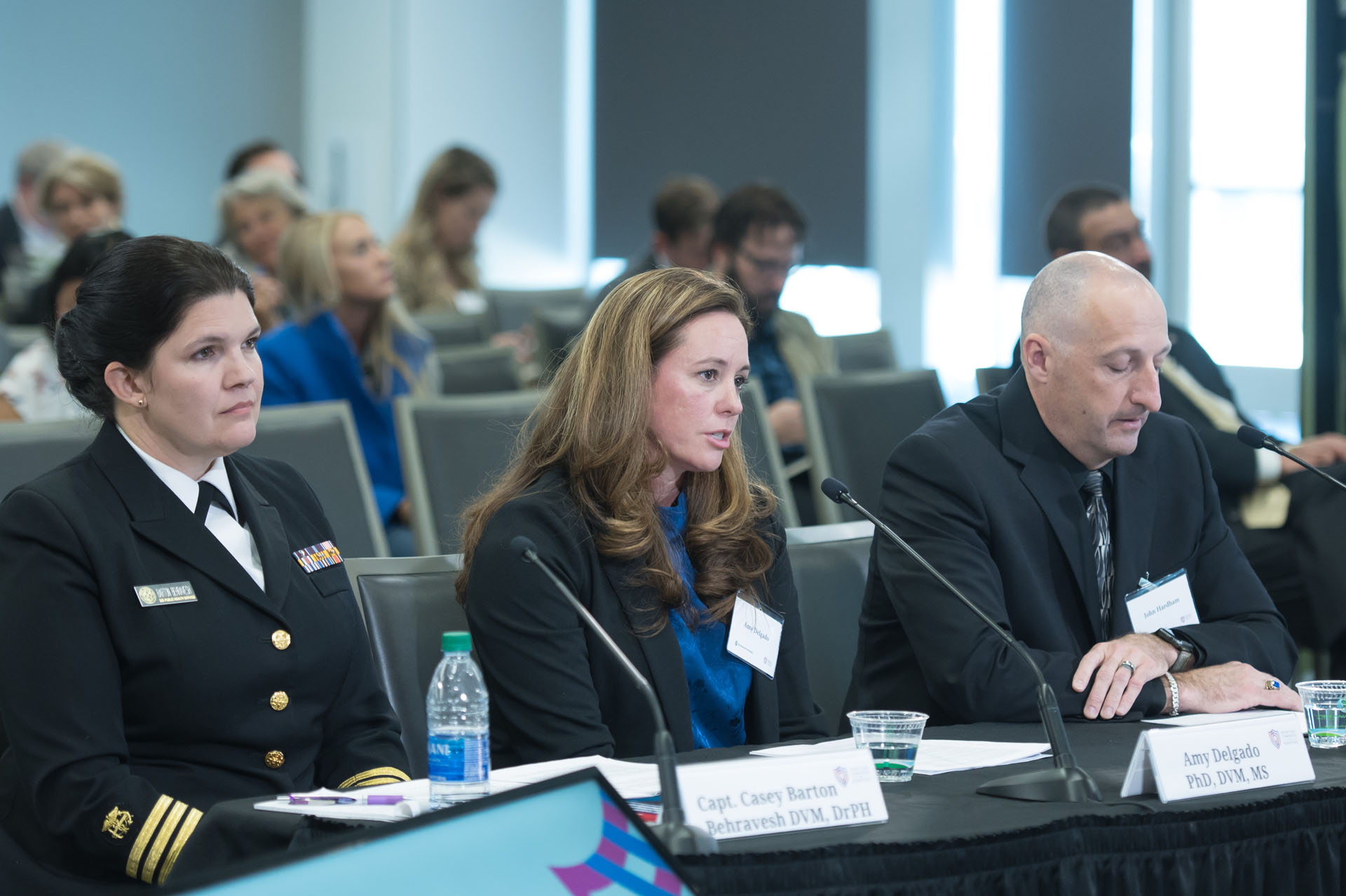 Bipartisan Commission on Biodefense at Colorado State University