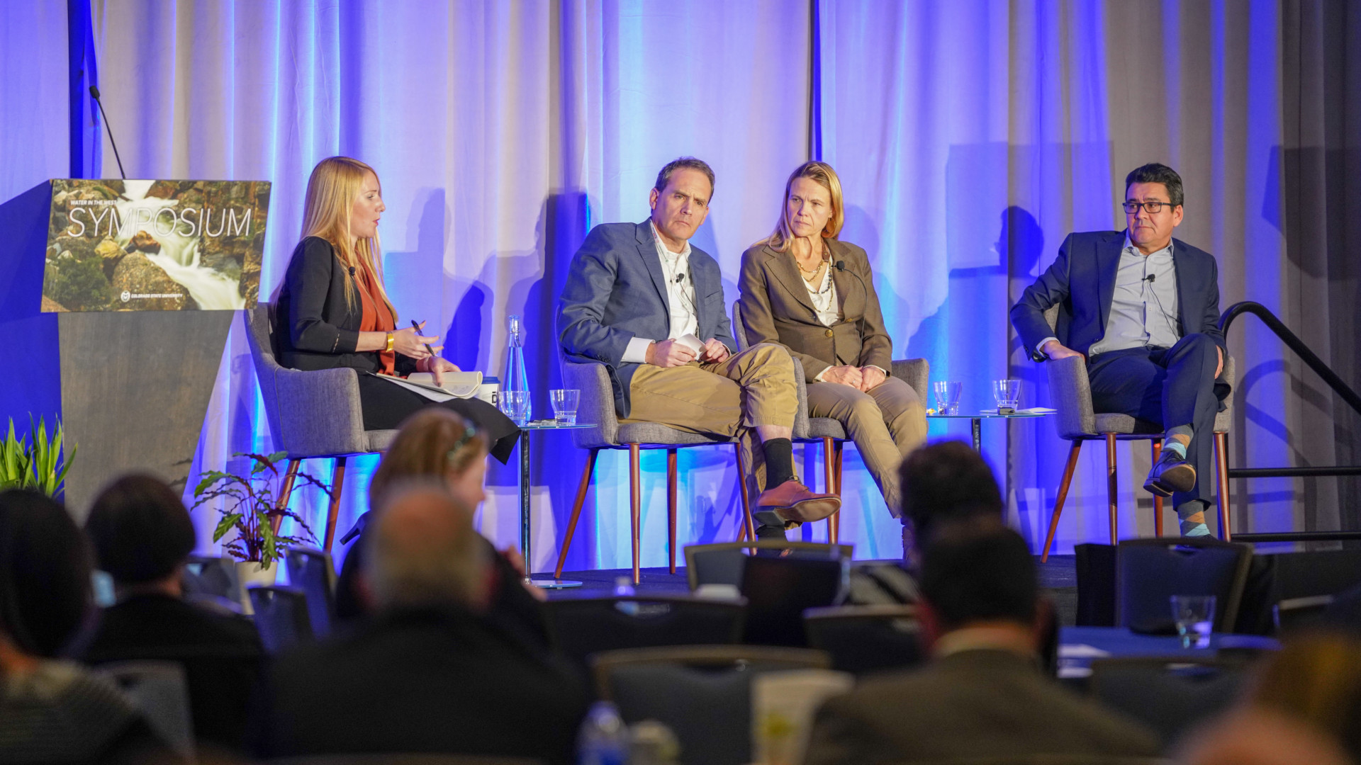 Second annual CSU System Water in the West Symposium highlights cross-sector solutions - Source