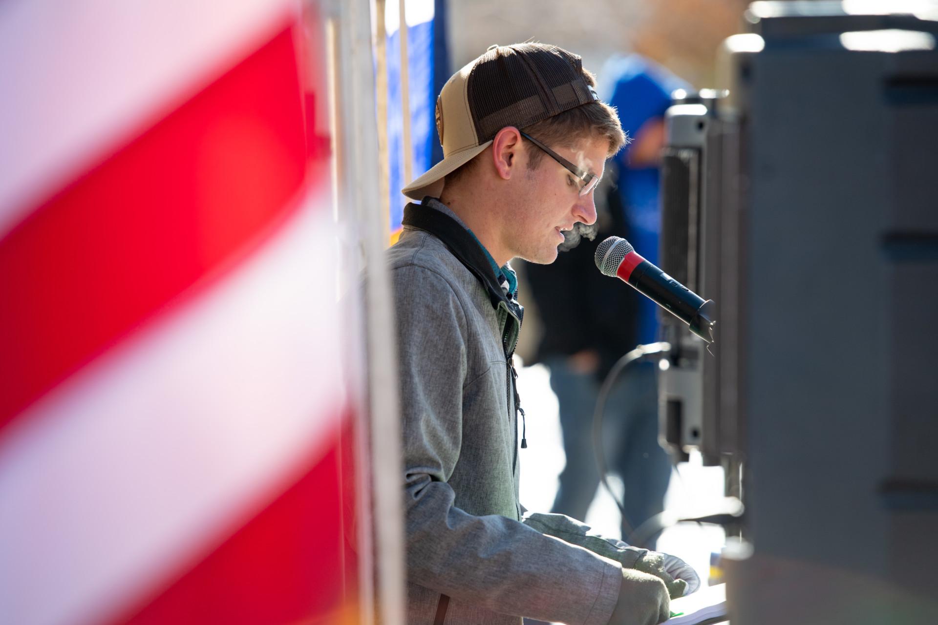 CSU Veteran's Day