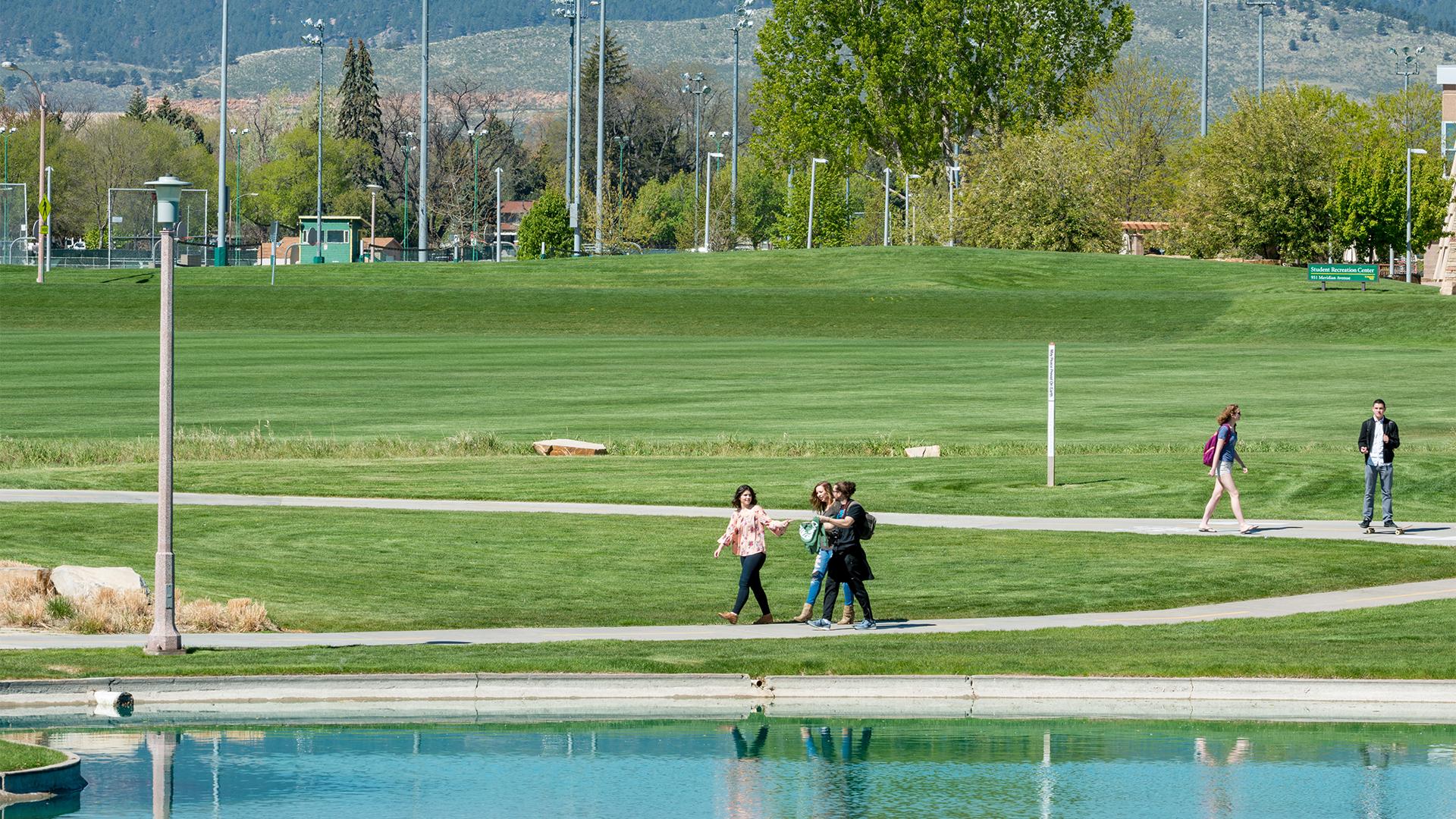 CSU Lagoon