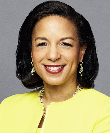 Susan Rice portrait
