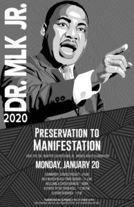 MLK 2020 Schedule