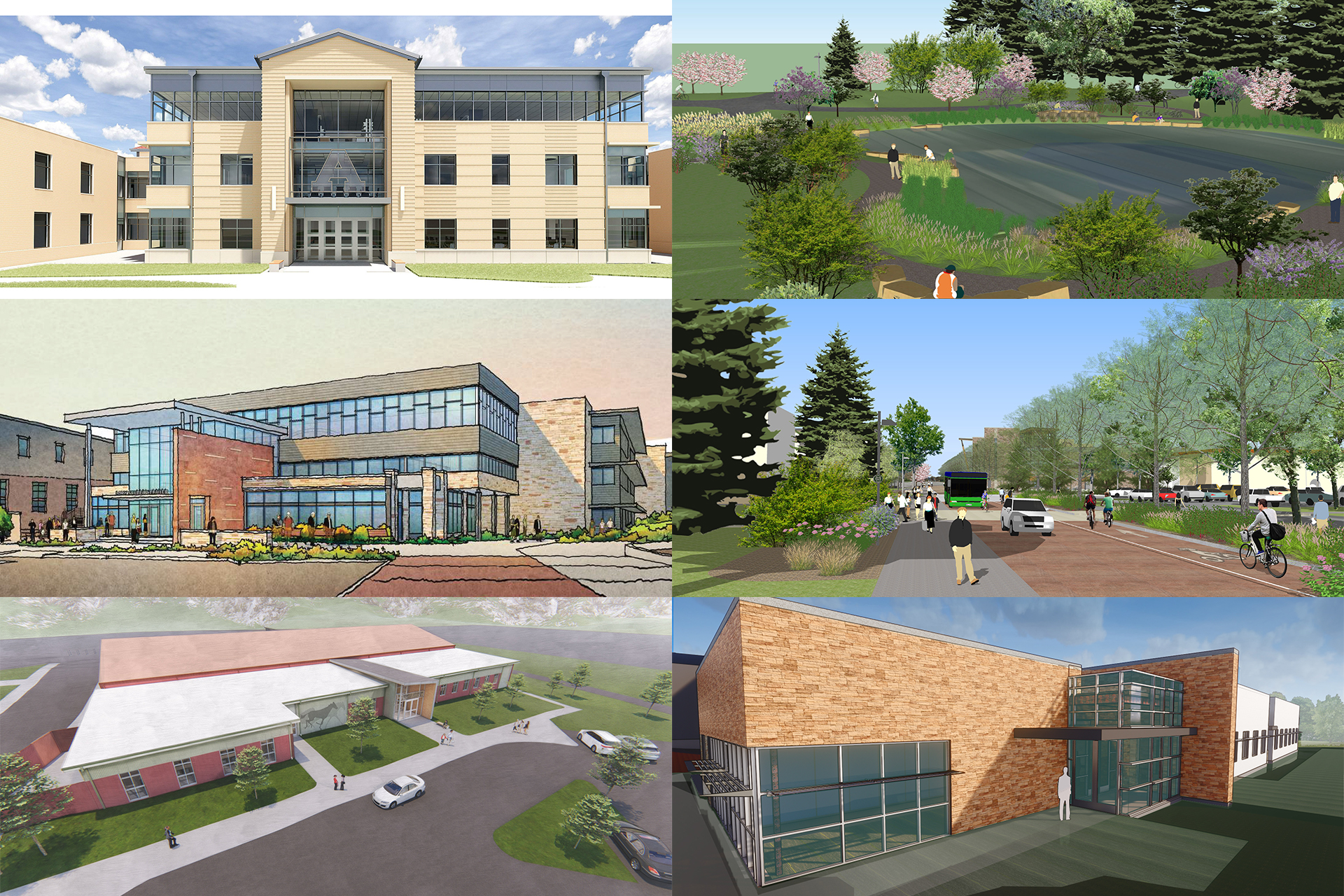 CSU construction projects