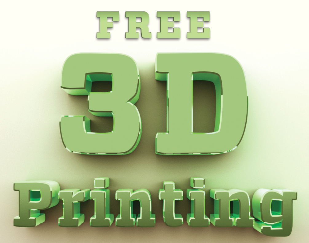 3D Printing graphic