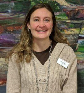 Kristy Millsapps portrait