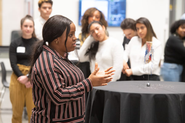 Puksta Scholar Deborah Ilangikwa