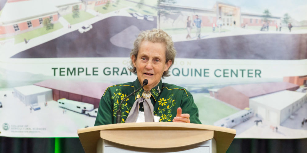Temple Grandin Equine Center