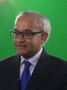 V.S. Subrahmanian portrait