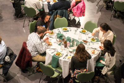 Warner College Career Networking Dinner