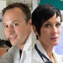 Greg Ebel and Nicole Ehrhart